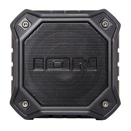 ION Dunk Waterproof Portable Bluetooth Speaker - Black - ISP74