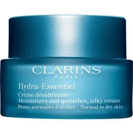 Clarins Hydra-Essentiel Silky Cream - Normal to Dry Skin - 50ml
