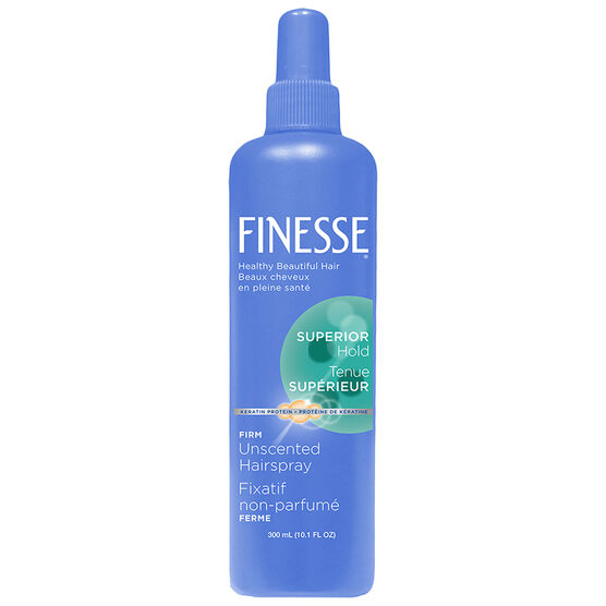 Finesse Firm Hold Unscented Non-Aerosol Hairspray - 300ml