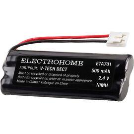 Electrohome Cordless Phone Battery - Vtech - ETA701