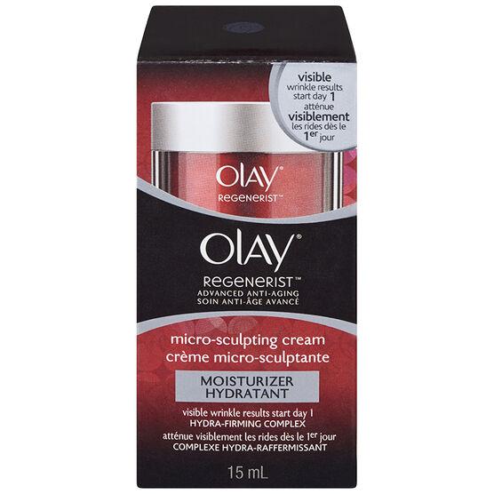 Olay Regenerist Micro-Sculpting Cream - 15ml