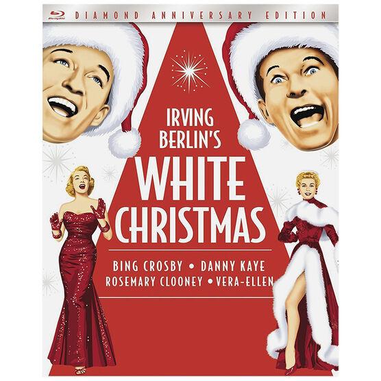 White Christmas (Diamond Anniversary Edition) - Blu-ray