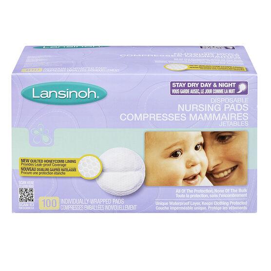 Lansinoh Disposable Nursing Pads - 100s