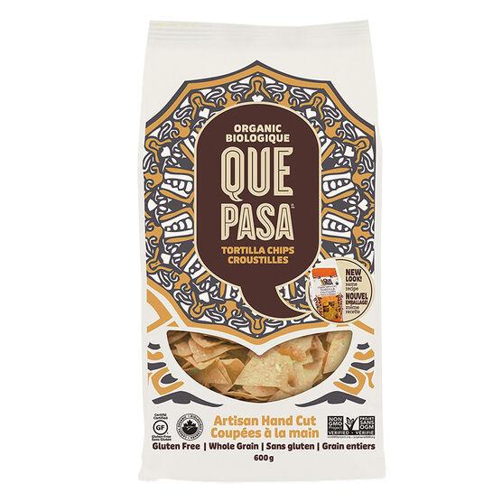 Que Pasa Tortilla Chips - 600g
