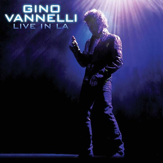 Gino Vannelli: Live in LA - Blu-ray