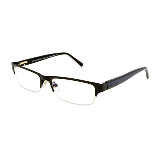 Foster Grant Jeremy Reading Glasses - Black - 3.25