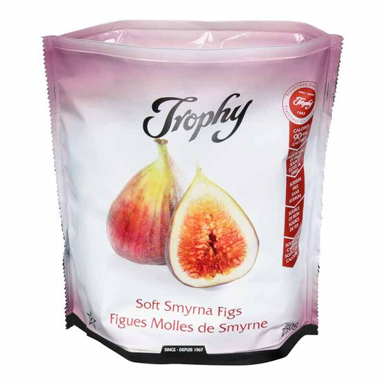 Trophy Soft Smyrna Figs - 250g