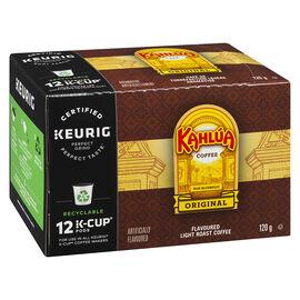 K-Cup Timothy's Light Roast Coffee -Kahlua - 12 Servings