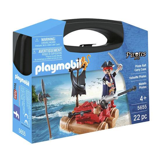 Playmobil Carrying Case - Pirates - 56559