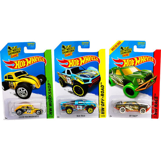 Hot Wheels Vehicle - Assorted