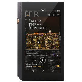 Pioneer High Resolution Portable Digital Audio Player - Black - XDP300RB