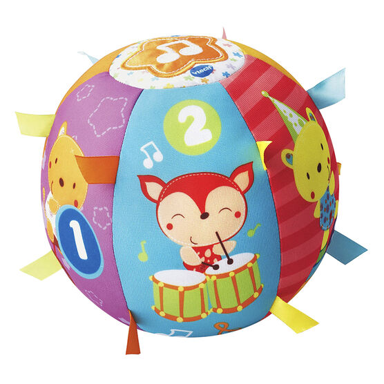 VTech Lil' Critters Roll and Discover Ball - 80166100