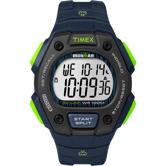 Timex Ironman Watch - Navy - TW5M11600GP