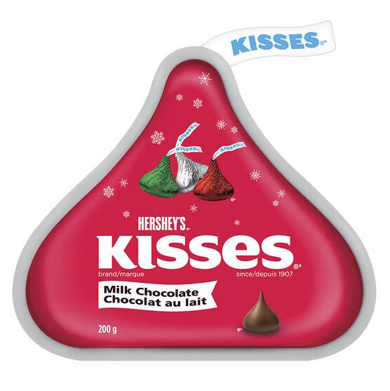 Hershey Christmas Kisses - 200g