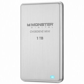 Monster OverDrive Mini SSD External Drive - 1TB - SSDOM-1000-A