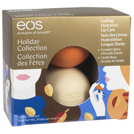 EOS Holiday Collection Lip Balm - 2 x 7g