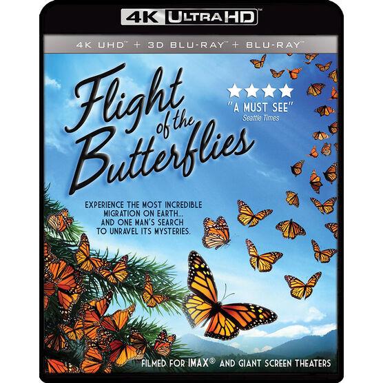 Flight Of The Butterflies - 4K UHD Blu-ray
