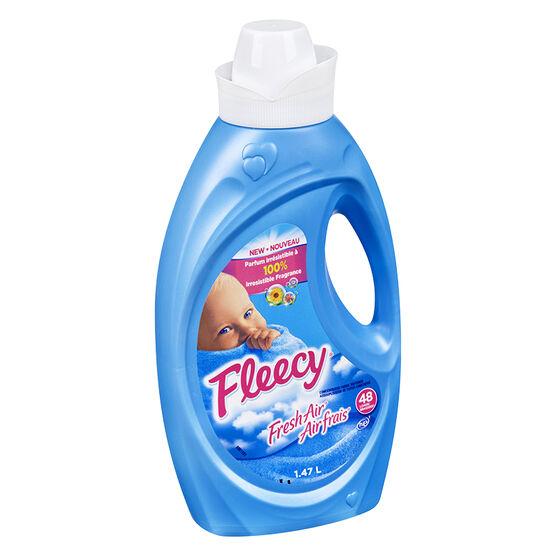 Fleecy Fabric Softener - Fresh Air - 1.47L