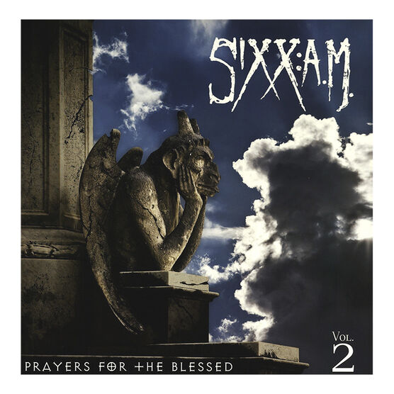 Sixx:A.M. - Prayers For The Blessed: Vol. 2 - Vinyl