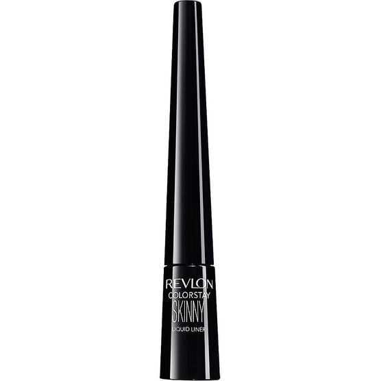 Revlon ColorStay Skinny Liquid Eyeliner - Black Out