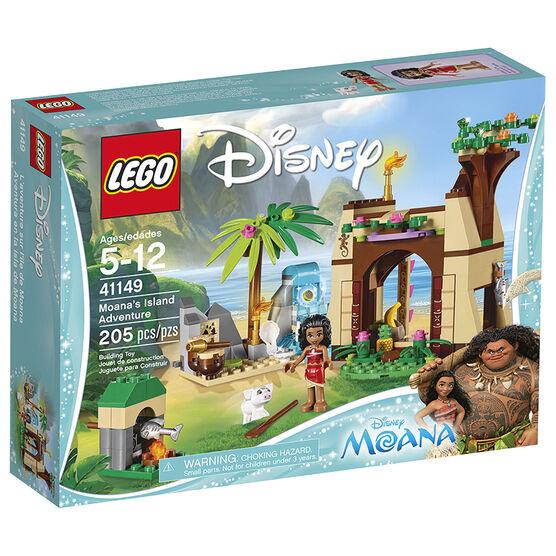 Lego Disney - Moana's Island Adventure