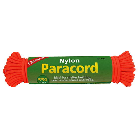 Coghlan's Paracord - Neon - 50ft