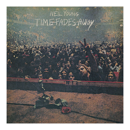 Neil Young - Time Fades Away - Vinyl