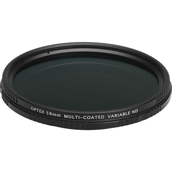 Optex Variable Neutral Density Filter - 58mm - 58MCVND