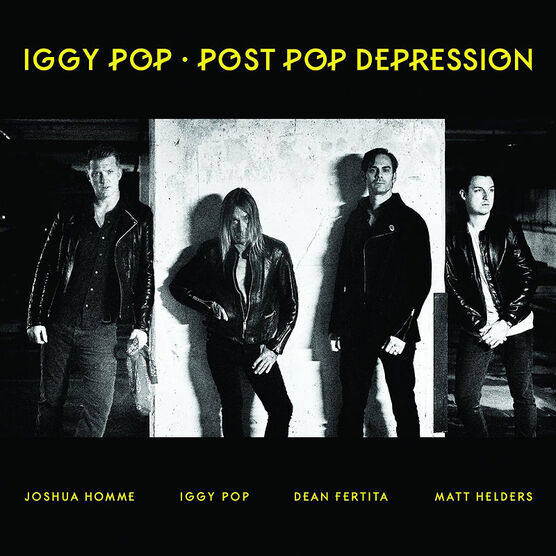 Iggy Pop - Post Pop Depression - CD