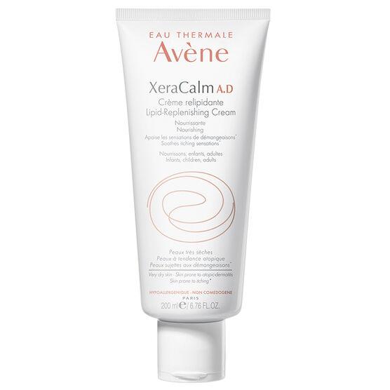 Avene XeraCalm A.D Lipid-Replenishing Cream - 200ml