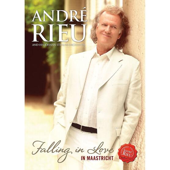 Andre Rieu - Falling In Love - DVD