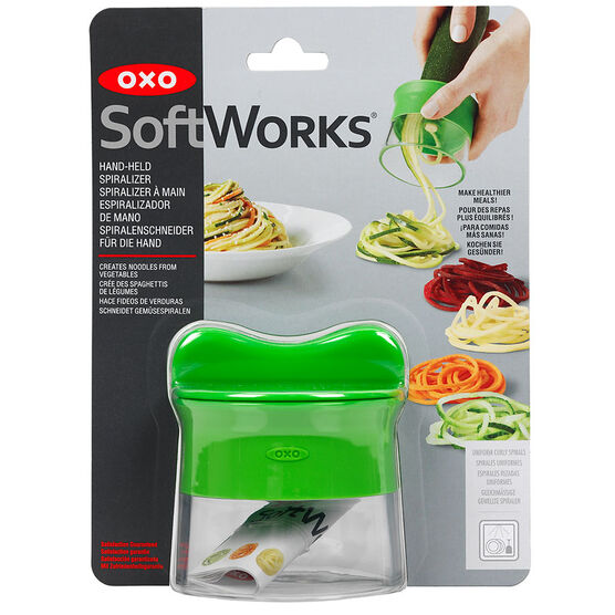 OXE Softworks Hand Held Spiralizer