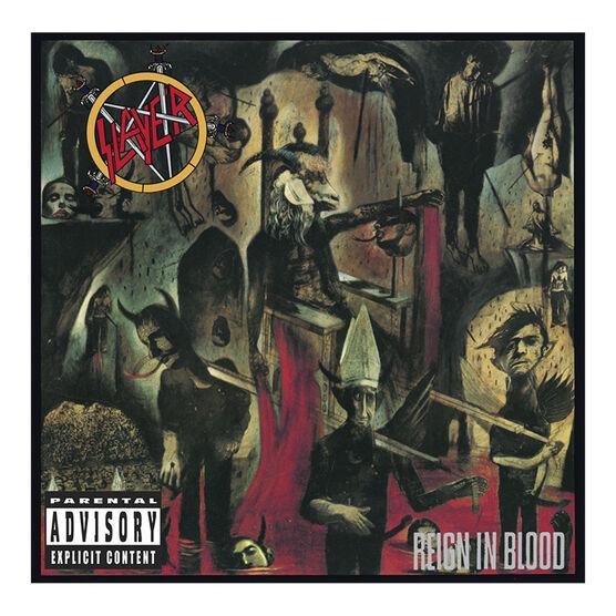 Slayer - Reign In Blood - Vinyl