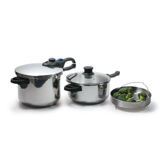 Fresco Pressure Cooker - 5 piece