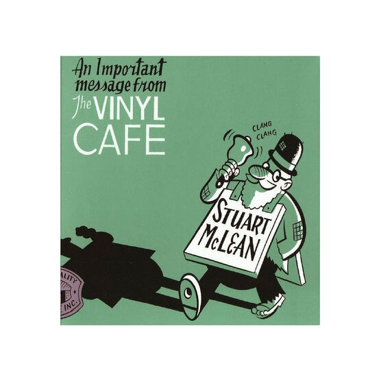 Stuart McLean - An Important Message from The Vinyl Cafe - 2 CDs