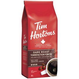 Tim Hortons Dark Roast Coffee - 300g