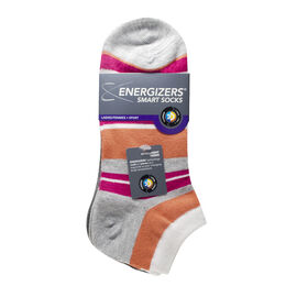 Energizers Low Cut Striped - Grey