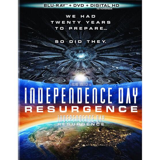 Independence Day 2: Resurgence - Blu-ray