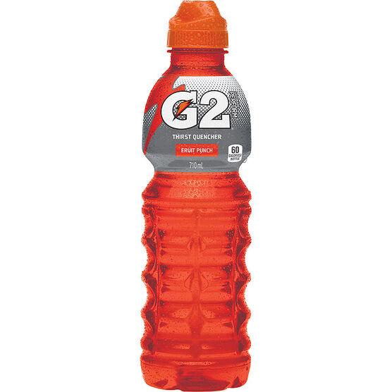 Gatorade G2 - Fruit Punch - 710ml