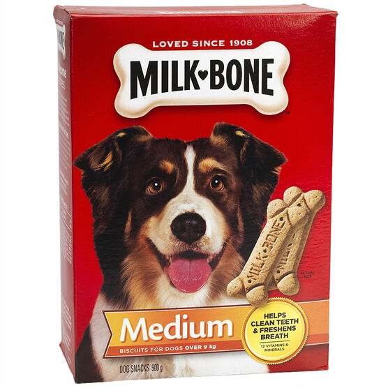 Milkbone Biscuits Dog Snack - 900g