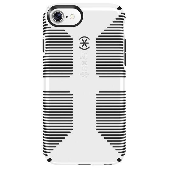 Speck CandyShell Grip for iPhone 7 - White/Black - SPK792391909