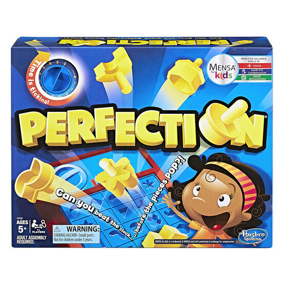 Perfection Game for Kids Classic