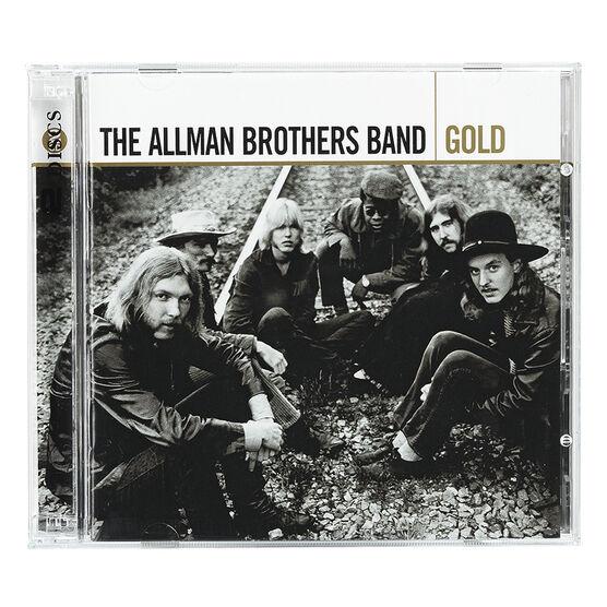 Allman Brothers Band - Gold - CD