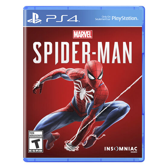 PRE-ORDER: PS4 Spider-Man