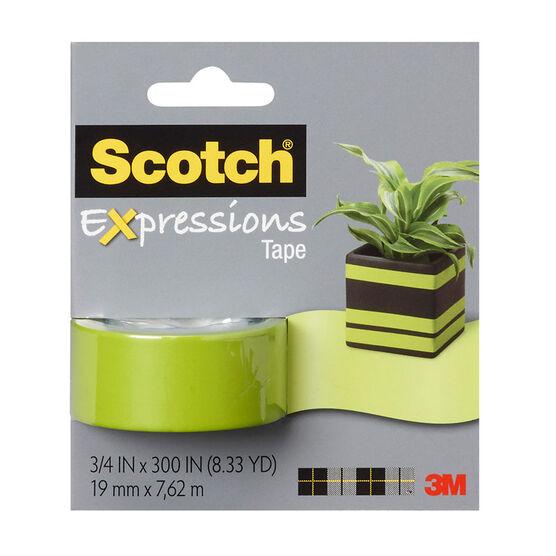 3M Scotch Expression Tape - Green - 7g