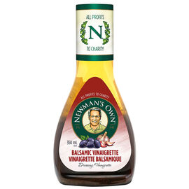 Newman's Own Balsamic Vinaigrette - 350ml