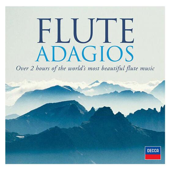 Various Artists - Flute Adagios - CD