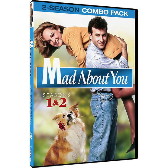Mad About You: Seasons 1 and 2 - DVD