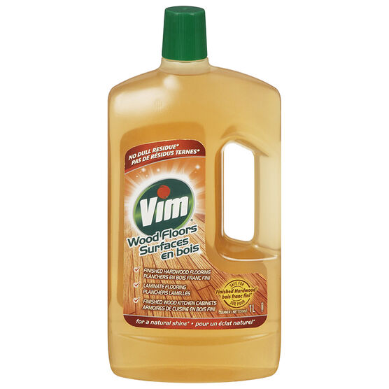 Vim Hardwood Floor Surface Cleaner - 1L