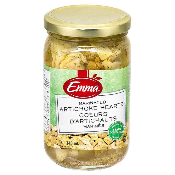 Emma Marinated Artichoke Hearts - 340ml